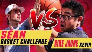 Video Séan GARNIER vs LE RIRE JAUNE  - Trickshot Basketball - TTC#4 MP3, 3GP, MP4, WEBM, AVI, FLV November 2017