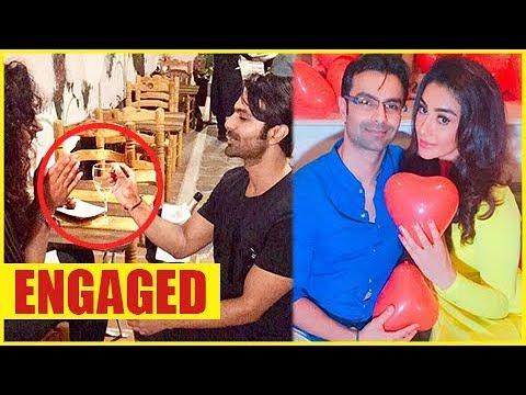 Bigg Boss EX-Contestant Ashmit Patel Gets ENGAGED
