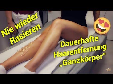 Laser Haarentfernung ( GANZKÖRPER ) 😍 | Lisha&Lou