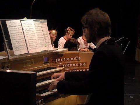 Орган и гусли – впервые вместе на сцене в Марий Эл