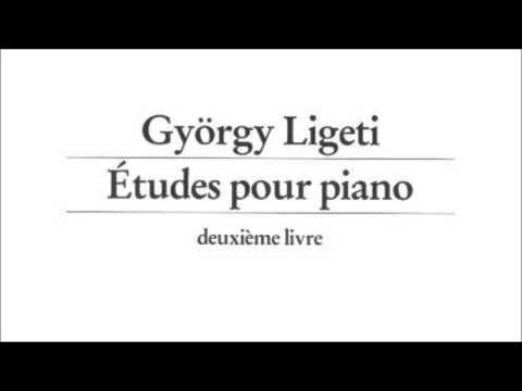 Gyrgy Ligeti: Etudes pour piano, book 2 | Simon Smith