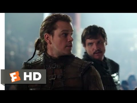 The Great Wall (2017) - Archery Test Scene (3/10) | Movieclips