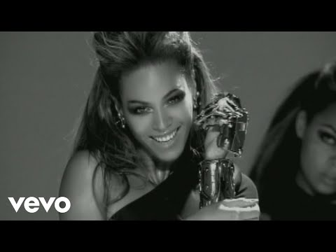 Single - Music video by Beyoncé performing Single Ladies (Put A Ring On It). YouTube view counts pre-VEVO: 240029. (C) 2008 SONY BMG MUSIC ENTERTAINMENT.