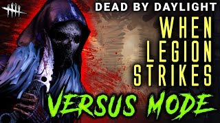 Video WHEN LEGION STRIKES! Dead by Daylight Versus [#285] with HybridPanda MP3, 3GP, MP4, WEBM, AVI, FLV September 2019