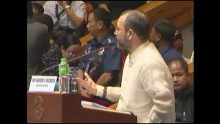 Commission on Human Rights (CHR) Chairman Chito Gascon told a joint special session of Congress on Saturday, July 22, 2017, that his agency had not issued a categorical statement that there were no human rights violations under martial law in Mindanao.