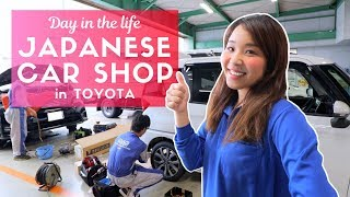 Video Day in the Life of a Japanese Car Repair Worker in Toyota MP3, 3GP, MP4, WEBM, AVI, FLV Juni 2019