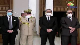 وزارة المجاهدين تعلم الجزائريين أن بامكانهم  القاء نظرة على رفات أبطالهم