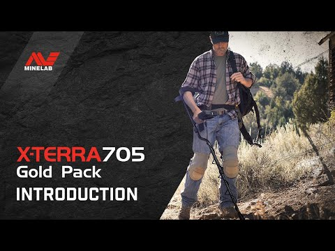 An Introduction to the Minelab X-TERRA 705 Gold Pack Metal Detector