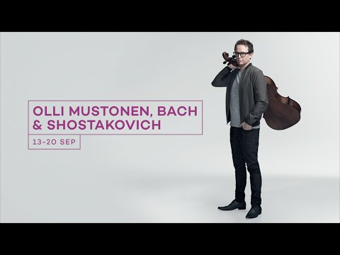 Concert Introduction: Olli Mustonen, Bach & Shostakovich