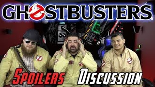 Video Ghostbusters (2016) Spoilers Discussion! MP3, 3GP, MP4, WEBM, AVI, FLV November 2018