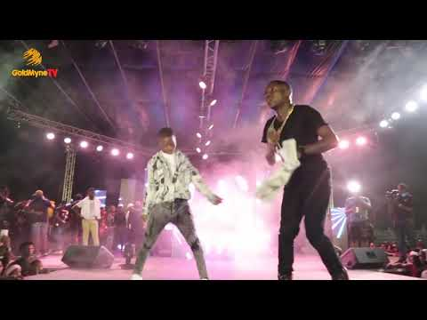 DESTINY BOY'S PERFORMANCE AT SMALL DOCTOR'S OMO BETTER CONCERT 2018