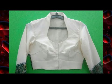 Video HALTER NECK DESIGN ( HIGH NECK COLLAR ) CUTTING AND STITCHING download in MP3, 3GP, MP4, WEBM, AVI, FLV January 2017