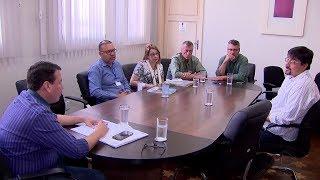 Reunião discute possíveis falhas na construção da ETE em Bauru