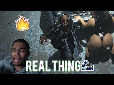 Tory Lanez - Real Thing Ft. Future | REACTION