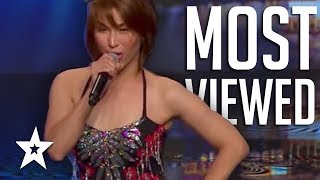 Video MOST VIEWED Auditions on Asia's Got Talent | Got Talent Global MP3, 3GP, MP4, WEBM, AVI, FLV Juli 2018