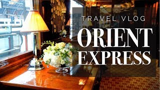 Orient Express - Con JOHNNY DEPP sul red carpet | Serena Matcha Latte