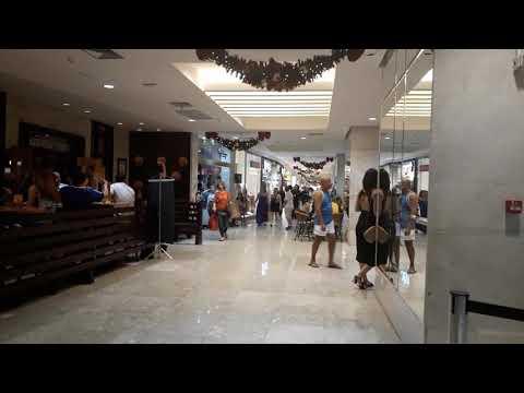 Kinoplex - Chegada do Mickey Mouse no shopping Tijuca