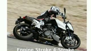 6. 2008 KTM Super Duke 990 Info