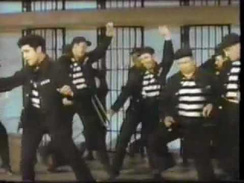 ELVIS Presley – Jailhouse Rock 1957
