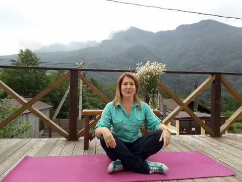 Гимнастика на базе йоги