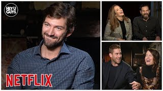 Netflix's The Haunting of Hill House | Season 1 Interviews