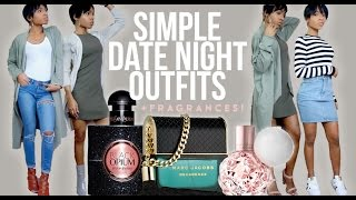 Video Simple Date Night Outfits + Matching Fragrances! ▸ VICKYLOGAN MP3, 3GP, MP4, WEBM, AVI, FLV Desember 2018