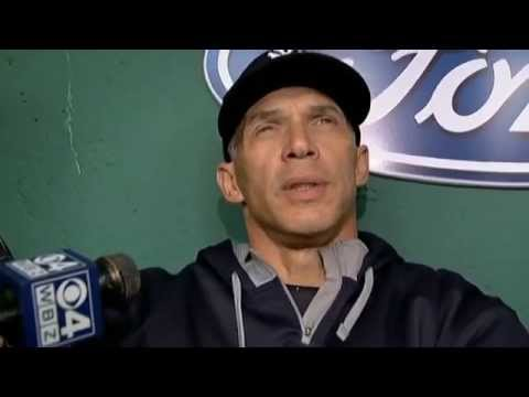 Video: New York Yankees manager Joe Girardi on giving Brett Gardner his first career start in right field