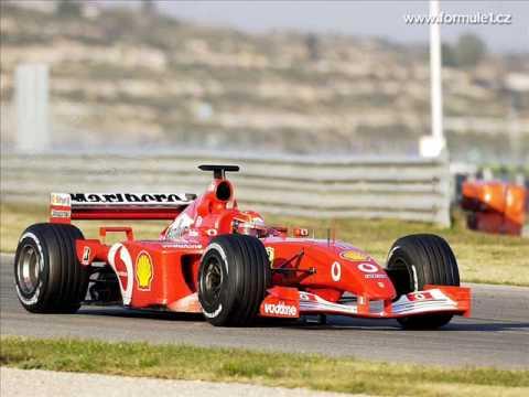 Michael Schumacher galeria de Fotos 2000 - 2006