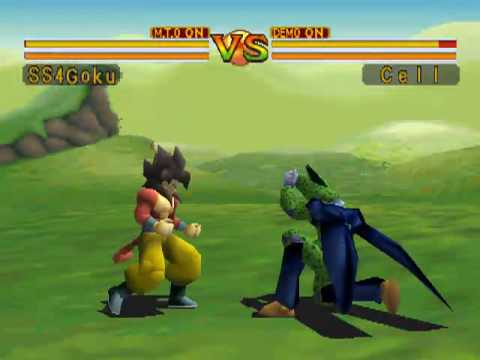 dragon ball final bout playstation 1