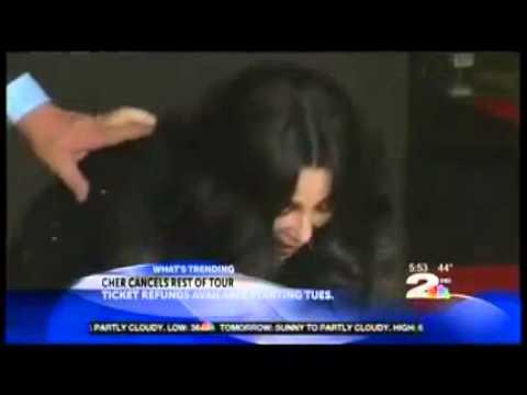 Choroba Cher zagraża jej życiu?
