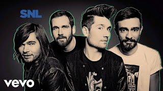 Bastille - Pompeii (Live on SNL)