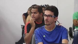 Aula Inaugural do Primeiro Curso de Formação Profissional em Árbitros de Futebol