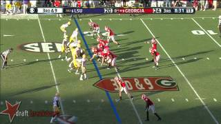 Aaron Murray vs LSU (2013)