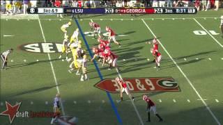 Aaron Murray vs LSU (2013)