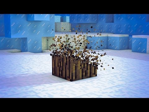 If Wood Didn't Exist (Minecraft Machinima)
