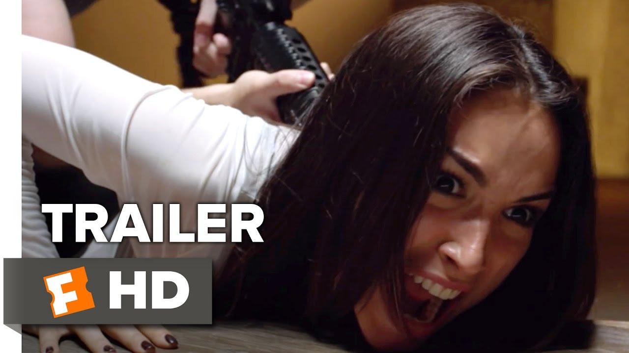 Someone is Always Watching in Robbie Bryan's Suspense Thriller 'The Eyes' Game-of-Death Drama (Trailer)