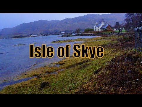 VIDEO: Visiting Isle of Skye #BlogManay