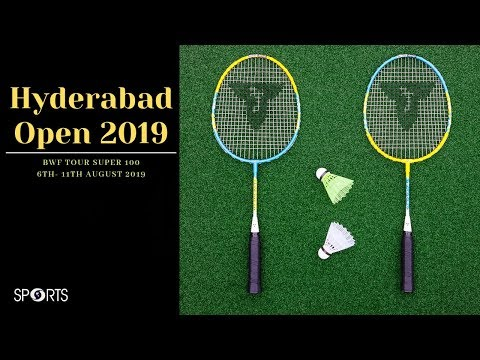 Hyderabad Open 2019 | BWF Tour Super 100