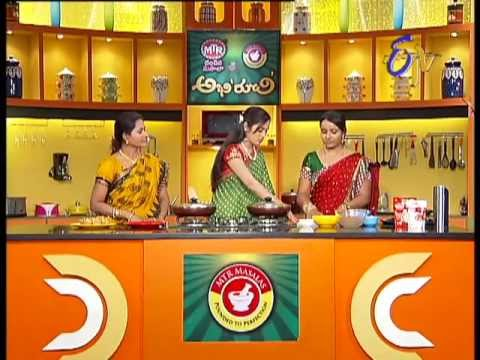Abhiruchi Cookery Show – 22nd,23rd,24th April Latest