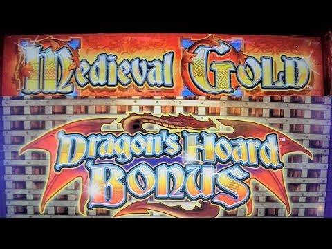 "NEW GAME FIRST LOOK – Medieval Gold – ""Slot Machine Win"" Las Vegas Slots Winner"