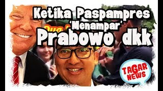 Video Ketika Paspampres 'Menampar' Muka Prabowo MP3, 3GP, MP4, WEBM, AVI, FLV November 2018