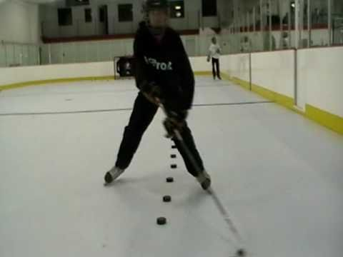 SmartSkate Hockey Training Drills
