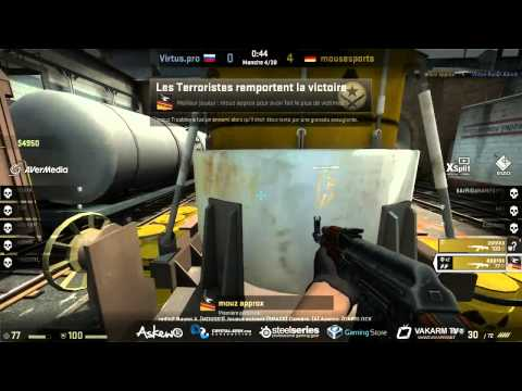 Fnatic FFO: Virtus.Pro vs mousesports - French
