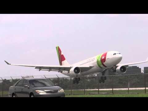 TAP | A330 | Landing @ Miami International Airport