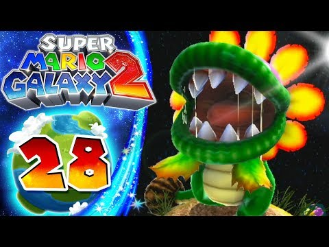 Super Mario Galaxy 2 ITA [Parte 28 - Boss Rush]