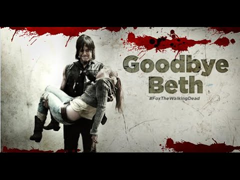 the walking dead 5 - tribute to beth