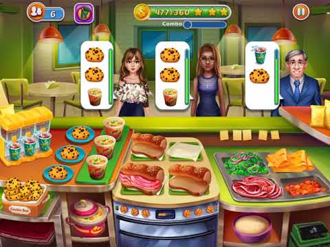 Kitchen Craze: Master Chef Cooking Game - Level 300