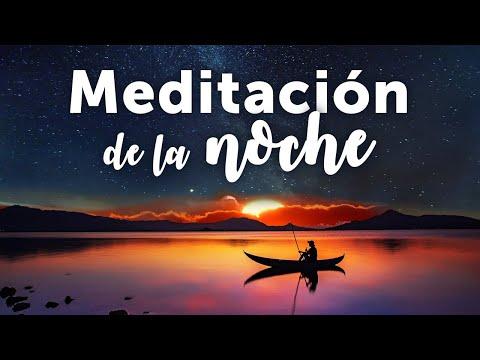 Meditación guiada para la NOCHE | Calma tu mente, relaja tu cuerpo y elimina el estrés