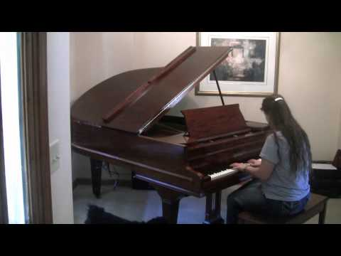 chickering piano - 1916 Chickering 6'2