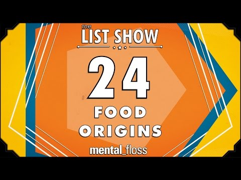 24 Food Origins